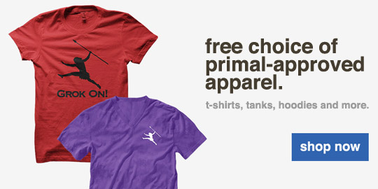 Grok friday sale the just released primal blueprint box set plus free apparel you get a free primal blueprint malvernweather Images