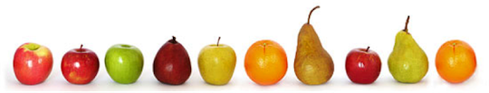 Daily Fiber in Fruit