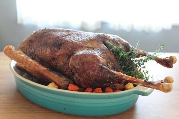 Whole Roast Goose