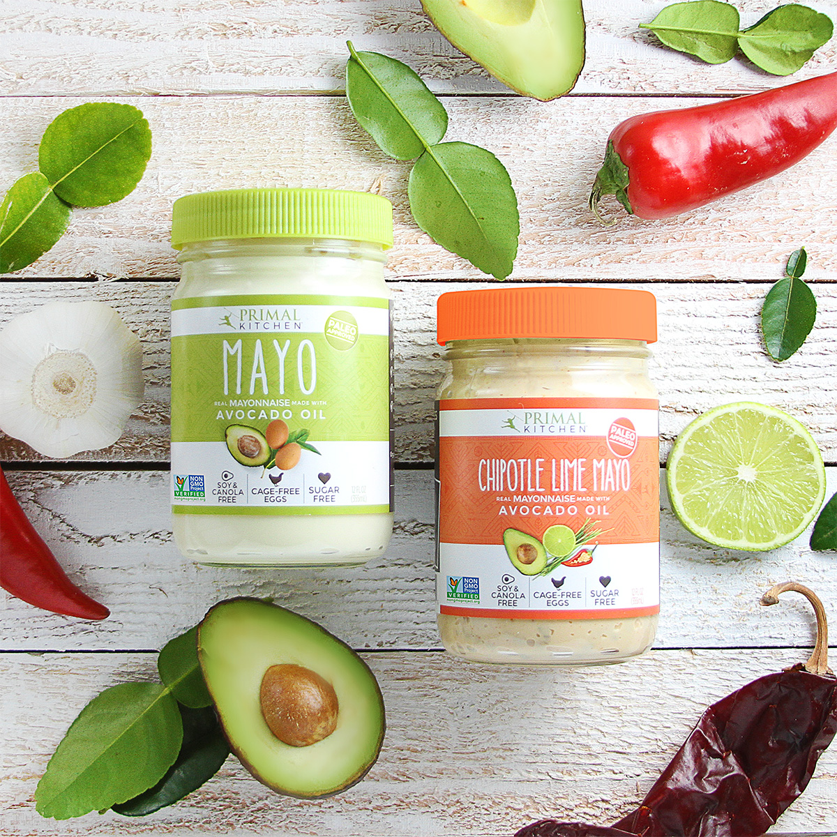 Primal Kitchen Chipotle Lime Mayo Share Your Success Story Win A Year's Supply Of Primal Kitchen