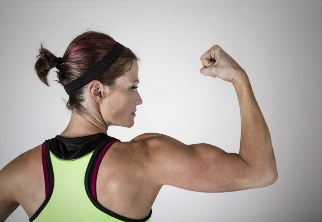 how to build strength in arms