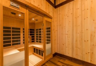 last month i installed an infrared sauna in my house a company offered it to me to try out and i was willing to give it a go knowing a little about - Infared Sauna