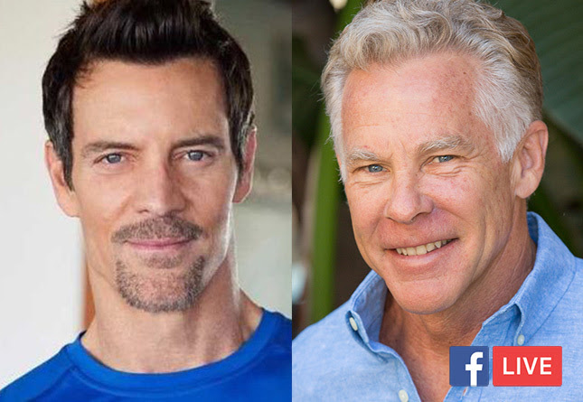Mark Sisson P90x join me with tony horton today on facebook live | mark's daily apple