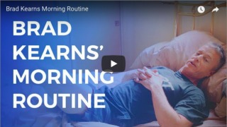 Brad's Morning Routine Video: Light Movement for More Energy and Better Flexibility